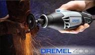 新古優品 DREMEL 尼美4000型 350005轉超高速 掌上型雕刻 修邊打磨機 墨西哥製
