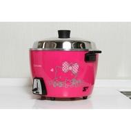 ~❤美國寶寶的衣櫥❤~(珍藏品 全新現貨)大同電鍋 Hello Kitty 桃紅色限量款TAC-10A(SKTB)