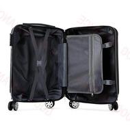กระเป๋าเดินทาง 2  กระเป๋าเดินทาง กระเป๋าล้อลาก กระเป๋าเดินทางล้อลาก 8 ล้อคู่ หมุนได้ 36 องศา