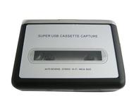 SAFEHOME USB介面 錄音帶轉mp3 卡帶轉檔機,附專業轉錄軟體,卡帶轉錄電腦 MP3 轉錄機 Z999059