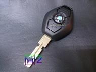 BMW晶片鑰匙 E34 E36 E38 E39 BMW 盾型鑰匙外殼 晶片鑰匙/新增/複製/換殼鑰匙外殼(有碼克)
