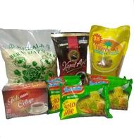 Paket Sembako Murah 5 - Beras, Minyak, Kopi, Teh, Mie
