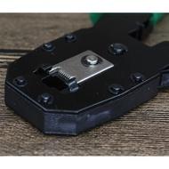 **送刀片 工具鉗壓線鉗 網路線 功能網線鉗 壓接鉗 雙用網鉗 壓線鉗  網路鉗 電話線皆適