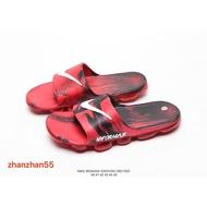 耐吉Nike Benassi Swoosh氣墊拖鞋涂鴉 防水滑沙灘拖鞋 男子時尚涼拖 Vapormax全掌氣墊柔軟拖鞋