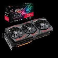 全新ASUS 華碩 ROG STRIX RX5700XT O8G GAMING
