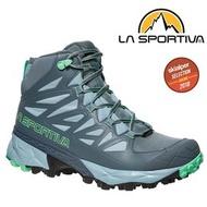 【La sportiva 義大利】Blade GTX 中筒登山健行鞋 登山鞋 石板灰 女款 (24G903704)
