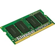 金士頓 Kingston 4GB DDR3 1600 NB 筆記型電腦記憶體(低電壓1.35V) KVR16LS11/4
