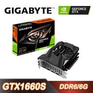 技嘉 GeForce GTX 1660 SUPER MINI ITX OC 6G  (GV- N166SIXOC-6GD) 顯示卡
