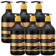 【台塑生醫Dr's Formula】髮根強化洗髮精 潤澤感-升級版(580g*6入)