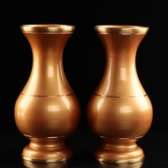 Buddha vase pure copper bottle Guanyin water bottle