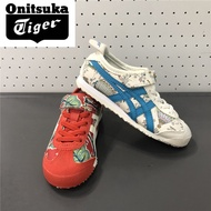* Ready Stock * ASICS limited edition children's casual shoes Baby Shoes Kids Shoes  Kids boys running shoes