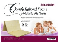 GOODNITE Comfy Foam Foldable Mattress