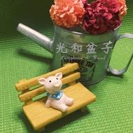 光和盆子∞療癒系【粉嫩豬 S】ZAKKA 雜貨 仰望天空 擺飾 豬 裝飾 園藝 動物 療癒 多肉 組盆