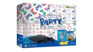 [27months Warranty] PS4 Slim 500GB Party 2 Games Bundle - FIFA 19 + Overcooked 2
