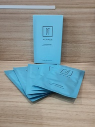 ACYMER MAXIMUM MOISTURE SILK MASK 5PCS HYDRATING 水漾保湿蚕丝面膜 缺水救星