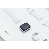 拆封福利品 2020 apple watch S5 44MM GPS 銀 A2093