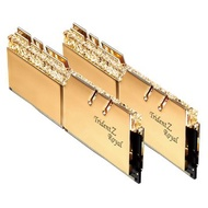G.SKILL Trident Z Royal 皇家戟 DDR4 3200 16GB(8G*2)-金