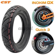 "Autopal Universal Inokim Quick 3 & Inokim OX Tyre // NEW CST 10"" Tire // 10x2.50 Inch Inner Tube Electric Scooter"