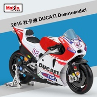 Meritor Figure 1:18MotoGP Ducati ทีมจำลองหุ่นอัลลอยของเล่นโมเดลรถจักรยานยนต์