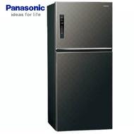 Panasonic 國際 NR-B659TV-K 冰箱 星空黑 650L ECONAVI 智慧節能科技 無邊框鋼板系列 變頻 新1級能源效率 1℃魚肉保鮮盒