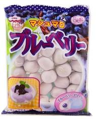 伊華EIWA棉花糖(藍莓)80g【4901088011475】