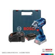 【BOSCH 博世】18V鋰電衝擊板手機 GDS250-LI套裝組2.0Ah