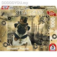 ✚◄☸▧☌Schmidt GAME Jigsaw Puzzles GERMANY import  1000PCS Adult puzzle Punk dog1111111111111