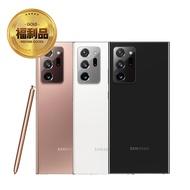 【SAMSUNG 三星】原廠保固福利機Note20 Ultra 5G 6.9吋旗艦機(12G/256G)
