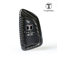 Genuine Carbon Fibre RED /FOB protection Key Case from T-Carbon® for BMW F15 F16 F45 X5 X6 X2