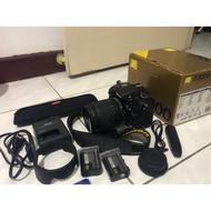 (二手)Nikon D7000+kit 《18-105mm F/3.5-5.6ED VR》