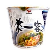 統一【來一客】鮮蝦魚板杯麵 63G