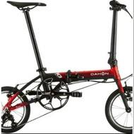 K3 Dahon Bike Bicycle Sticker Decal