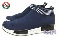 SHIBORDIN喜伯登 紅螞蟻 男款編織襪套運動鞋 襪子鞋 [1612-8] 藍 【巷子屋】