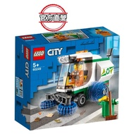 【LEGO 樂高】城市系列 清道夫 60249 車子 角色扮演(60249)