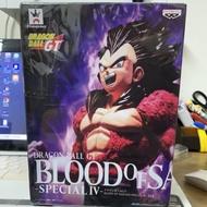 《台灣現貨》日版金證 七龍珠超 GT 達爾 超級賽亞人4 賽亞人之血