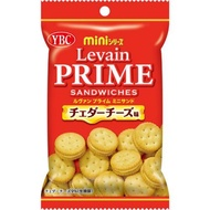 YBC mini檸檬夾心三明治、原味起士、抹茶巧克力餅乾