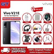 Vivo V21e Smartphone (11GB RAM 128GB ROM) 44MP AF | Snapdragon 720G | 1+1 Year Warranty by Vivo Malaysia