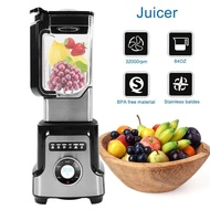 2200W Electronic Commercial Blender Food Processor Mixer Smoothie Juicer