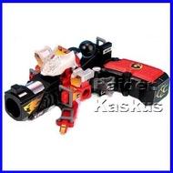B-Daman Magnum Ifrit 001 Crash Bdaman Original Marbles Gundu Robot