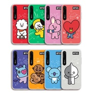 BT21 iPhone X Graphic lighting case