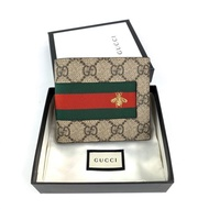 New Gucci men wallet 8 cards