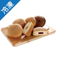 【超人氣】超柔雪燒蛋糕 5個/袋(口味隨機出貨)【愛買冷凍】