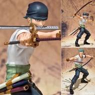 ZERO 海賊王 羅諾亞 卓洛 索隆 三刀流 戰斗版 手辦模型