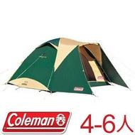 [現貨]Coleman 美國 4-6人 透氣圓頂露營帳IV/300/露營帳/家庭帳/露營/帳篷/CM-17860