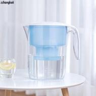 現貨 熱賣 家用 廚房 水龍頭 過濾器 淨水器 濾心器云米凈水壺凈水器自來水濾水壺凈水杯3.5L