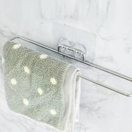 【完美主義】新魔力霧面無痕貼系列-304不鏽鋼大毛巾掛架