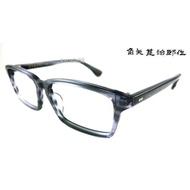 嚴選眼鏡 角矢甚治郎 限定 左馬介 灰色 賽璐珞膠框 日本製 限量販售 4 泰八郎