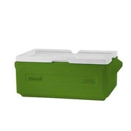 COLEMAN ถังน้ำแข็ง USA Cooler 24 Can Stacker Green 3000000451