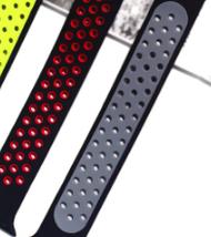 400PcsสำหรับApple Watch Strap 44Mm 40Mm Iwatch 42มม.38มม.ซิลิโคนLoopเข็มขัดสร้อยข้อมือสำหรับApple Watch Series 5 4 3
