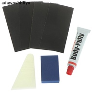 [adawnshbhyu] 1 Set 15g Auto Car Body Putty Filler Painting Pen Assistant Smooth Repair Tool [adawnshbhyu]